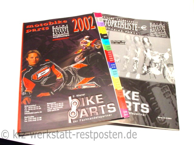 Zweirad-Kataloge