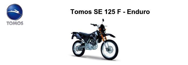 SE 125 F (Enduro)